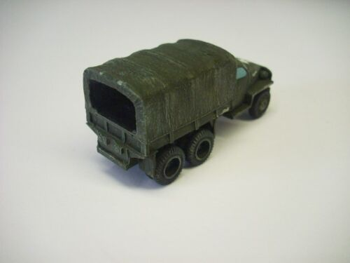 Studebaker 6x6 WW2 American truck 1:72 scale for 20mm 015 wargames vehicle