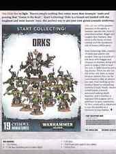 Warhammer 40k  Orks Start Collecting NIB