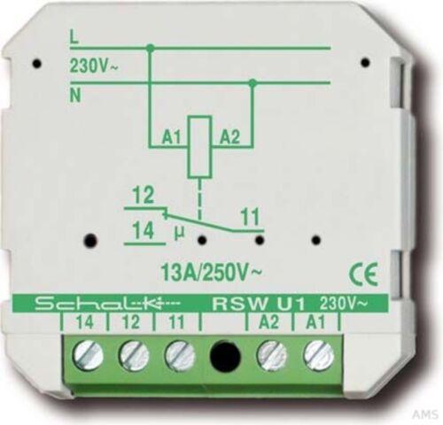 230V AC Schalk Impulsschalter RSW U1