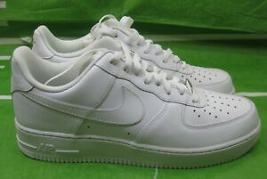 Details about new Nike Air Force 1 07 Shoes White/White 315122-111 men Size  10.5