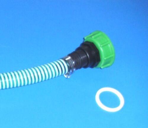 As6091a939498 artículo especial conexión ibc-accesorios agua de lluvia-jardín-contenedor