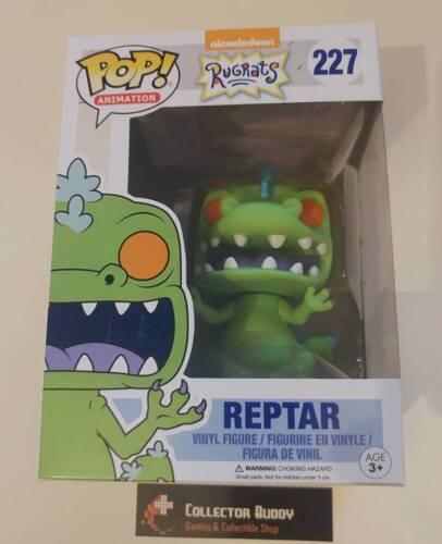 Animation 227 Rugrats Reptar Nickelodeon Pop Vinyl Figure FU13981 Funko Pop