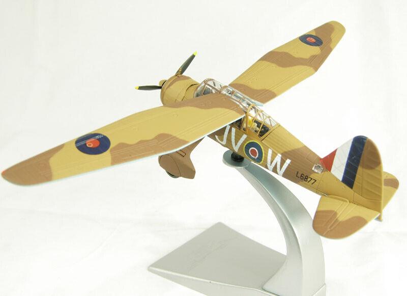 Corgi Aviation 1 72 Westland Lysander Mk. I, L6877 JV-W, No.6 Sqn, Palestine 1940