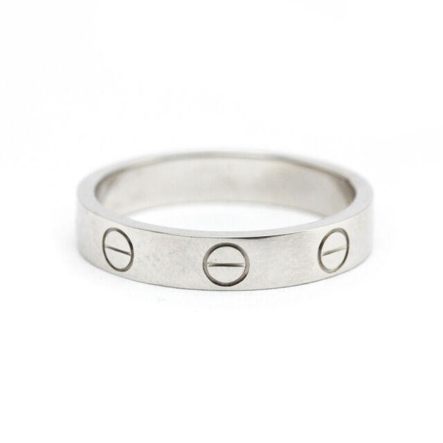 cartier mini love ring price