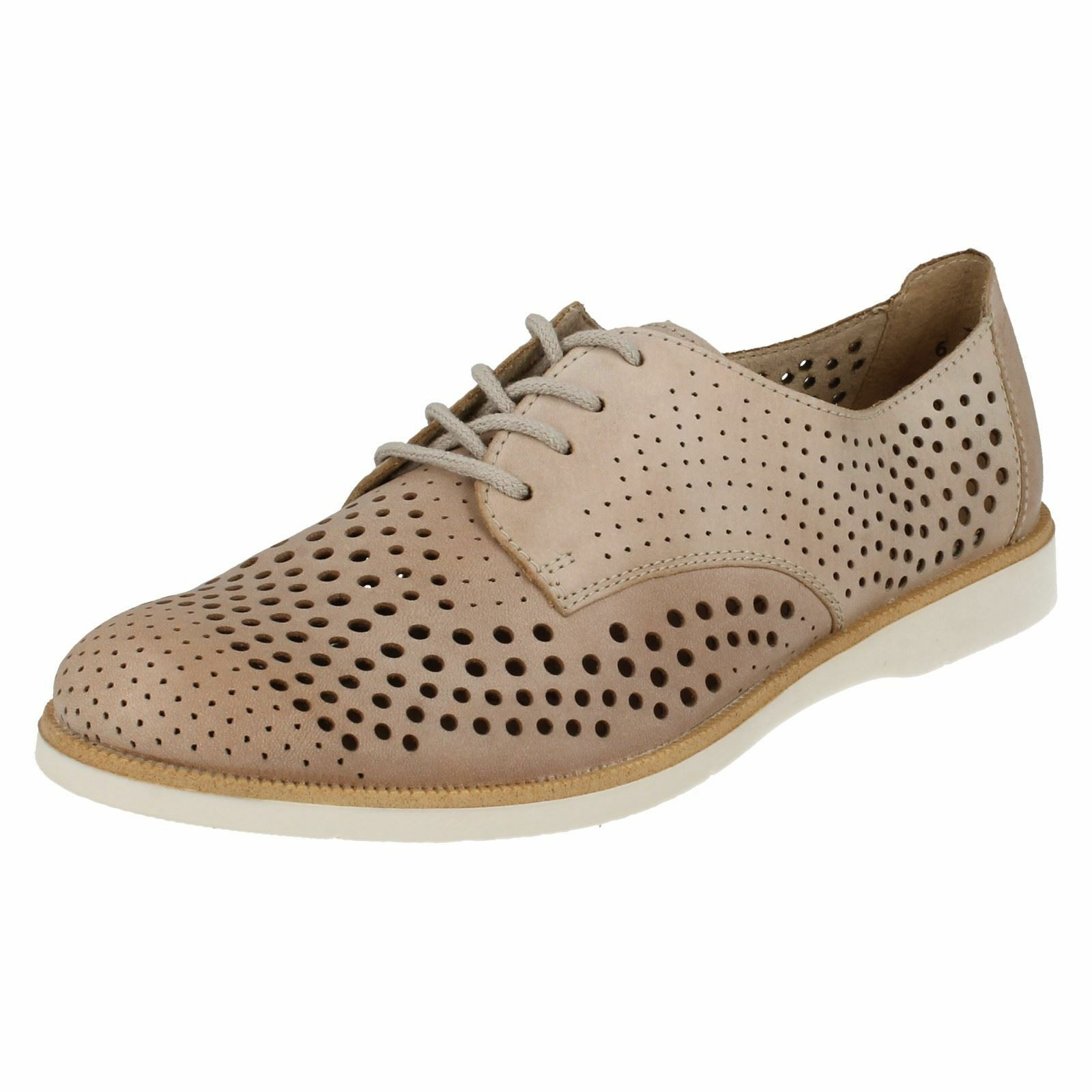 Ladies Remonte Smart Casual Lace Up shoes - R0403