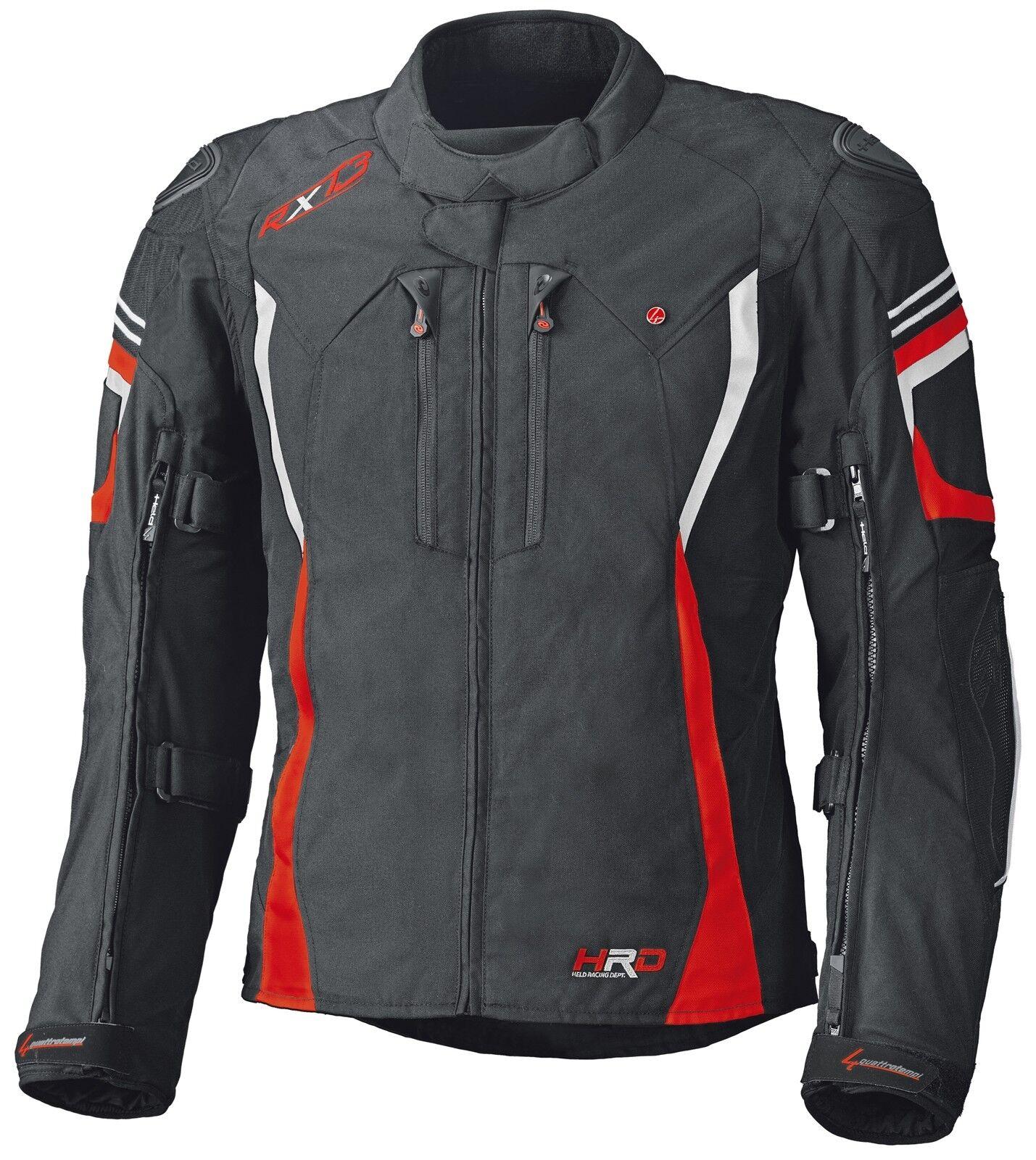 Held Luca black red Hombre Chaqueta de MOTO gore tex sport touring IMPERMEABLE