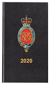 Royal-Horse-Guards-2020-Diary-pocket