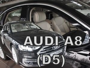 Desviadores de viento Para Audi A8 D2 4D Pre-Facelift 1994-1999 Sedan Berlina 4 puertas Fro