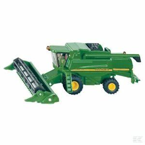 Siku-John-Deere-T670i-Combine-Harvester-1-87-Toy-Gift-Christmas-Model
