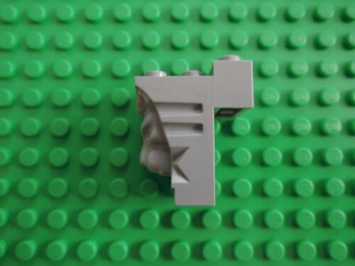 Lego 1 x Stein Löwe Löwenkopf 30274 neu hellgrau 4757 10190 10176 7946