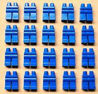X20 Lego Legs Minifig Parts Blue Legs W/ Hips Boy Or Girl Female