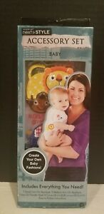 Horizon-Accessory-Set-Bling-your-Own-Baby-Fashions-Iron-on-Appliques