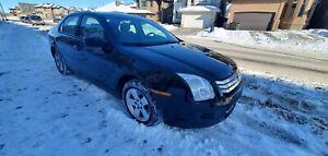 2007 Ford Fusion SE (AWD)