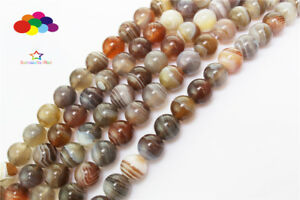 Diy 4//6//8//10//12mm Natural Stone Phoenix Crafts Round Beads fit bracelet necklace