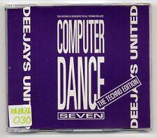 Deejays United Maxi-CD Dance Computer Seven - 5-track - DST 1080-8