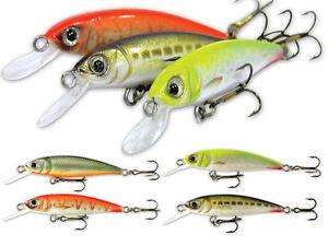 VIELEN FARBEN sinking Goldy Goldfish 5,5cm trout *G07-* chub lures ide