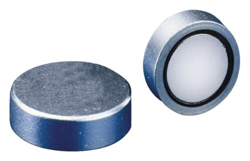 Beloh NdFeB-Flachgreifer Neodym Magnet ohne Gewinebuchse 16 x 4,5mm BM 33.205/C