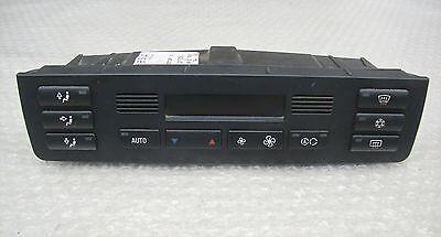 original 3er BMW E46 Klimabedienteil Klimaautomatik 5HB007738 AUC Heizung