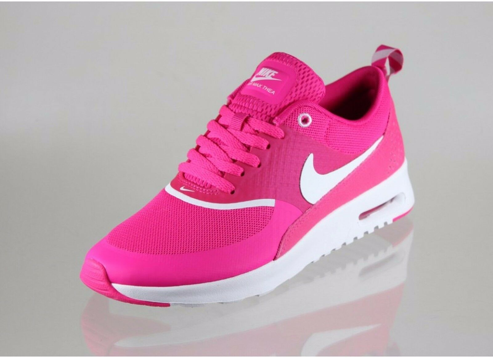 Nike Air Max Thea  Womens Size 11 599409-602 Pink Foil White