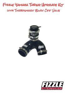 Fizzle-Yamaha-Intercooler-Tubature-Upgrade-Kit-con-Turbosmart-Bov-FF-YM-IC-0035