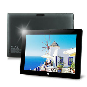 "iRULU 10.1"" Windows10 Walknbook Intel Tablet PC 2G+32G HDMI Laptop Bluetooth Hot"