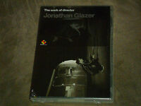 The Work Of Director Jonathan Glazer (dvd, 2005) Sealed