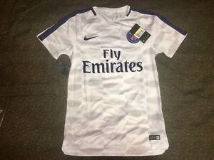 huge selection of 5ca0f b5a83 Details about RARE PSG Nike Paris Saint Germain Complexcon exclusive jersey  Soccer