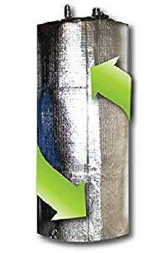 SmartJACKET Water Heater Insulation Blanket jacket cover 80 Gallons Tank 7.1 R