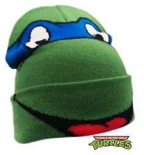 Berretta Leonardo Tartarughe Ninja Turtels Junior Beanie Winter Hat ufficiale