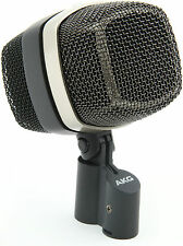 NEW AKG  D12VR  D12 VR Kick Drum Mic Best Offer!! Auth Dealer Best Deal on ebay!
