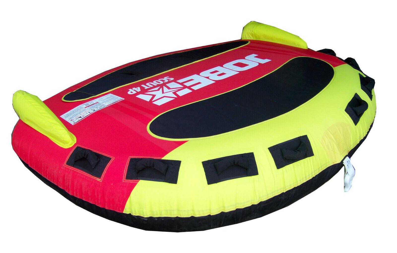Jobe Tube Scout 4.per deportes acuáticos bote  tubes lancha funtube g19-15  precio mas barato
