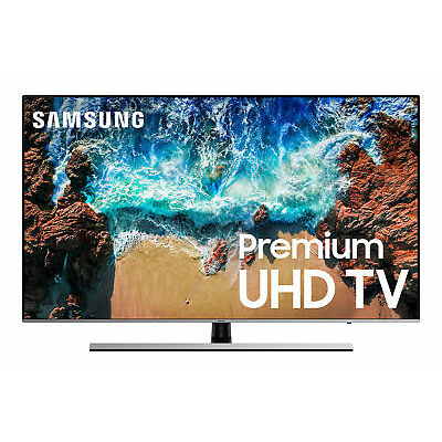 "Samsung 8 Series UN55NU8000 55"" 2160p 4K LED Smart TV"