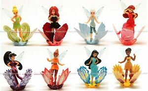 NEW Disney Fairies Fairy Princess Kinder Surprise Set Limited Edition Girls Toy