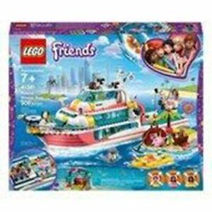Lego-41381-FRIENDS-Sauvetage-Bateau-Jouet-Sea-Life-Set