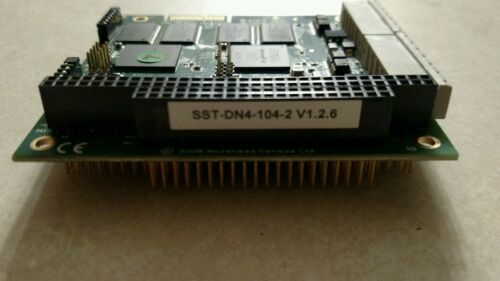 NEW Woodhead Molex Brad Networks SST DN4-104-2 DN41042 V1.2.6