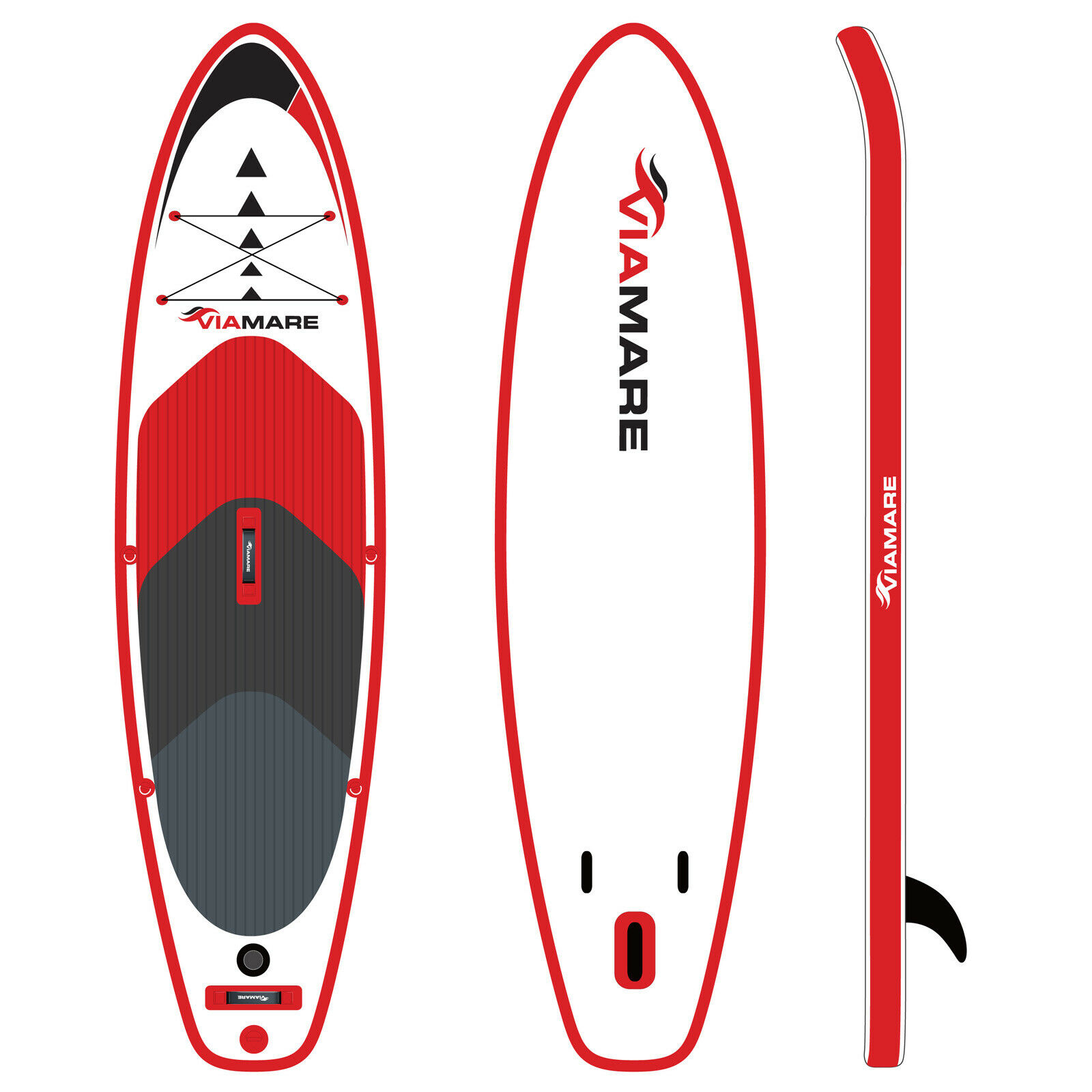 Sup Board set viamare 300 cm inflatable Stand Up paddle board hinchable