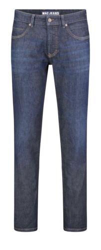 MAC ARNE PIPE dark rinsed 3D 0517-00-1973L H709 Modern Fit Stretch Jeans Herren