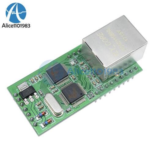 Ethernet to TTL RS232 Serial TTL to TCP IP RJ45 Convert Transmission Module AL