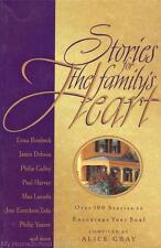 STORIES FOR THE FAMILY'S HEART Alice Gray Christian Inspiration Encouragement