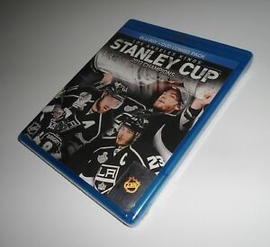 NHL-Stanley-Cup-2012-Champions-Los-Angeles-Kings-Hockey-Blu-ray-DVD-Combo-NEW