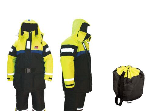 Team Norway II Flotation Suit XS bis 6XL Floatinganzug Gr