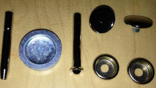 stud fastener /& punch Couverture Tablier presse stud outil pour silver cross poupées landau 2