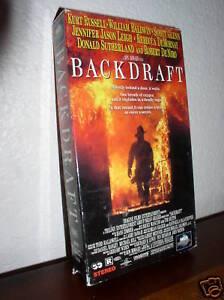 Backdraft (VHS, 1991)
