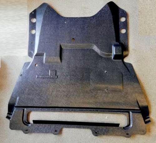 Citroen Jumpy 1995-2003 PLAQUE CACHE PROTECTION SOUS MOTEUR NEUF !