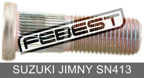 Wheel Stud For Suzuki Jimny Sn413 1998-