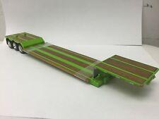 NEW DCP Lime 1/64 Fontaine Renegade LXT-40 Detachable Goose Expandable Trailer
