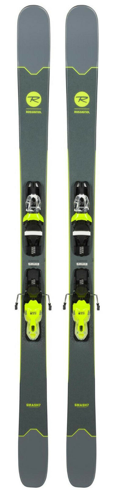 Rossignol Smash 7 snow skis 160cm with bindings (NEW 2019)