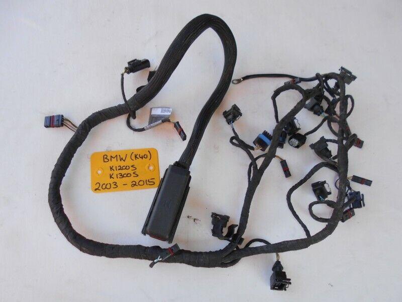 BMW K1200S K1200R ENGINE WIRING HARNESS