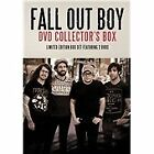 Fall Out Boy - DVD Collector's Box (+2DVD, 2013)