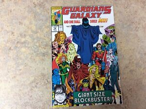 GUARDIANS-OF-THE-GALAXY-16-VF-COMIC-1991-MARVEL